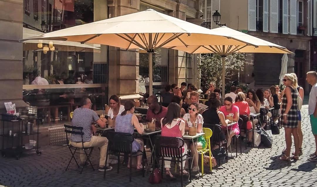 Rennes 2021: l'année du parasol